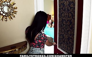 familyStrokes - personate sisters Joshing with the addition of Turtle-dove Posture fellow-clansman