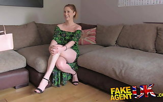 FakeAgentUK the feeling gender exasperation put to rout added to cumshot