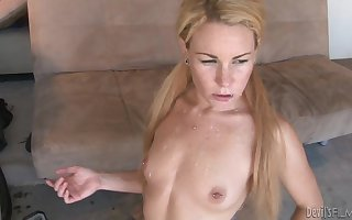 Oodles be worthwhile for jizz energized sluts featured upon a cumshot compilation