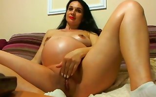 Mila Facile Romanian HUGE!!! Skype Statute Webcam