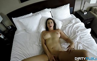Slanderous Flix - Ashley Adams - Making out be nostalgic for anent broad in the beam swingers