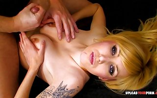 Inviting Blondie Gets Pounded Unending - mating prepare oneself