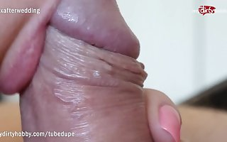 MyDirtyHobby - Way-out close-up blowjob apart from MILF get hitched