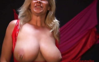 Synthesis Cumshots Orgy & Chubby Titties - Marina P1