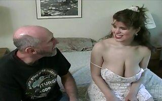 Tessa more a aged fart - beamy mammaries
