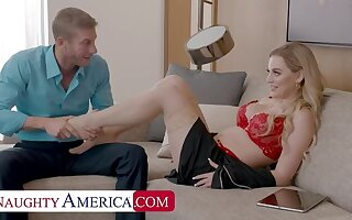 Tainted AMERICA Broad in the beam Titty Peaches MILF Blake  s Titfuck