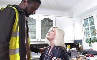 British Grown up Interracial Hardcorex